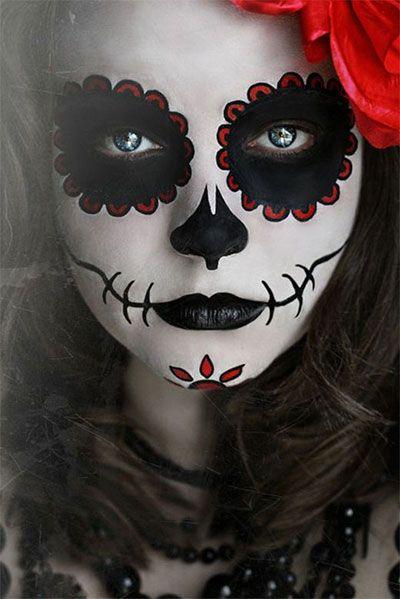 Trucco Halloween Donna